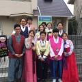 2015年2月19日ー23日・釜山の第四ヨンド教会の青年短期宣教チーム