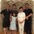 6月23日の夜に広橋先生ご夫婦が教会に訪問しました。